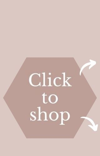 Click to shop (two arrows point upward and downward toward a variety of products)